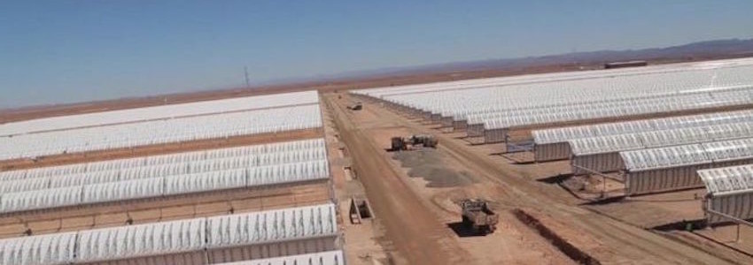 Moroccan solar plant to bring electricity to a million people