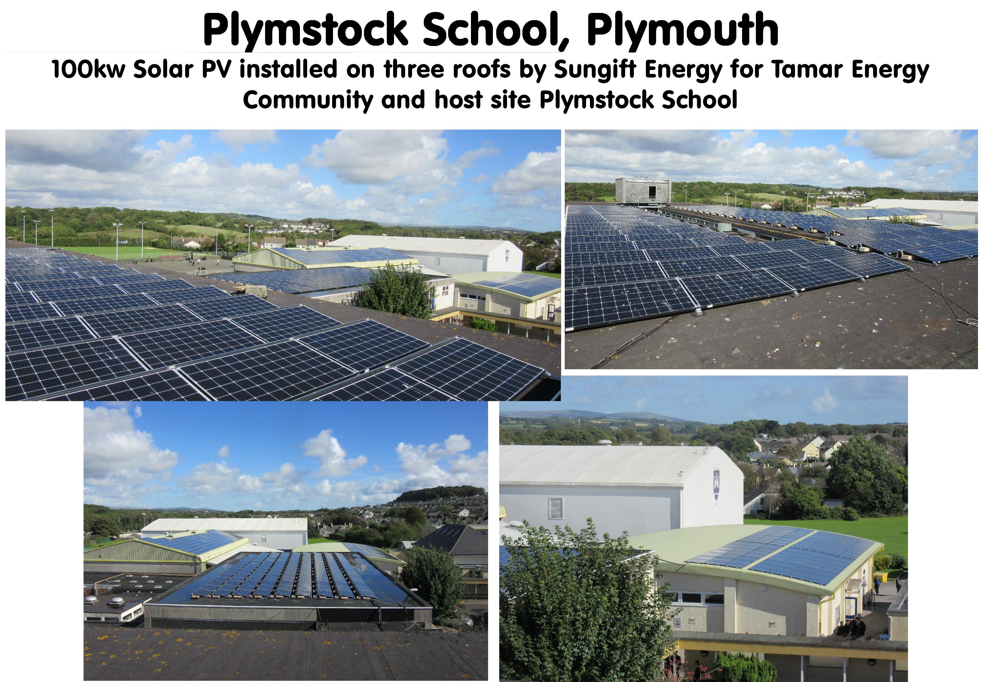 Plymstock School