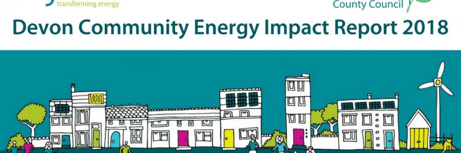 Devon Community Energy Impact Report 2018