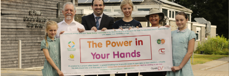 The Power in Your Hands – OpenLV